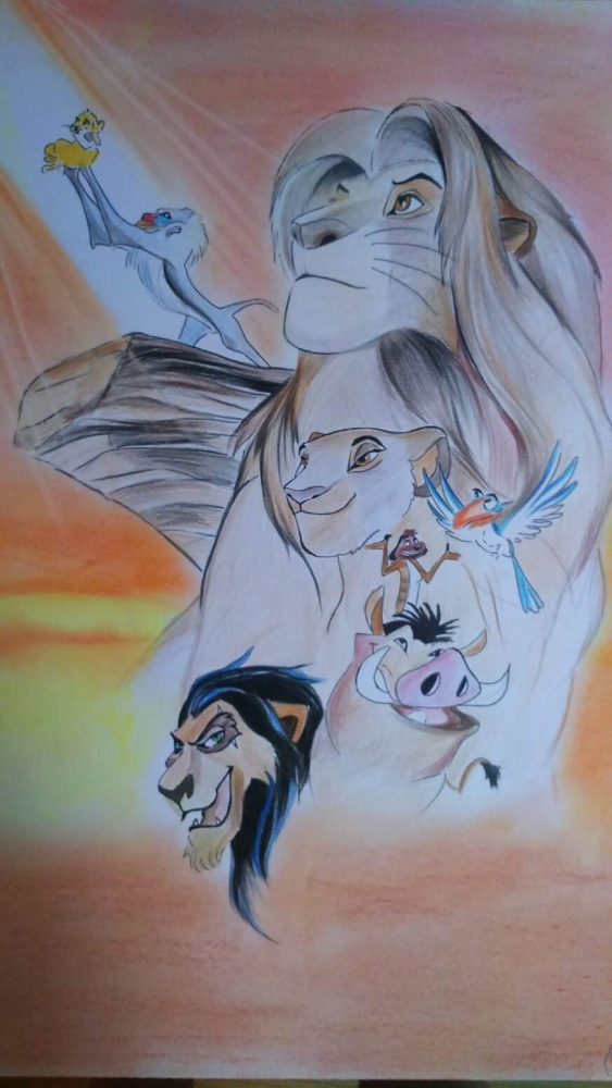 Lion King by judith2